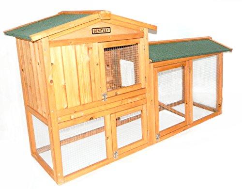 Kleintierstall-Kaninchen-Auslauf